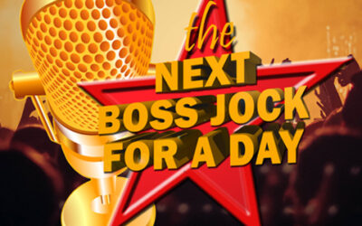 Boss Boss Radio Sample Blog: Next Boss Jock of The Day 2020