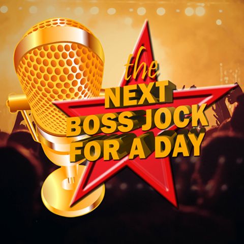 Boss Boss Radio Sample Blog: Next Boss Jock of The Day 2020