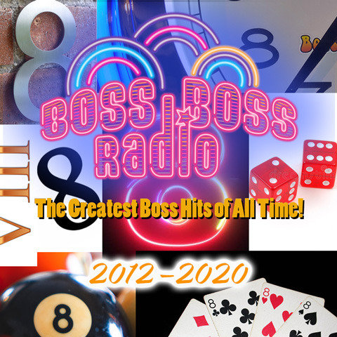 Boss Boss Radio Sample Blog:  It's Our Birthday! Thanks For The 8